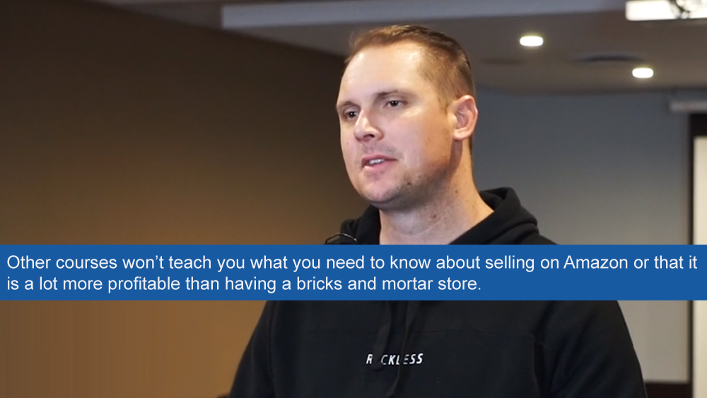 Alex's Amazon Course - Don't Buy Anyones Course Until You See What He Has To Offer