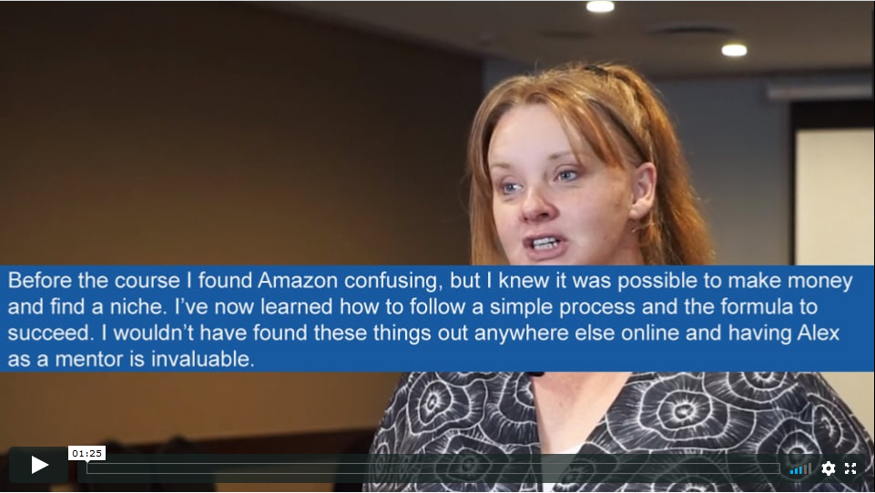 Alex Ryans Amazon Course - What I Thought Of It